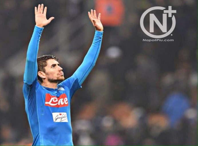 "Jorginho sfida la Juve, e punge Higuain: ""A Napoli siamo belli e vincenti"""