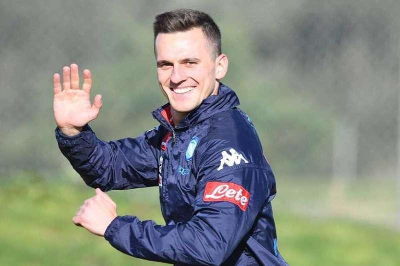 """Milik: """"Non temiamo nessuno, siamo il Napoli. Eco cosa penso di Ronaldo"""""""