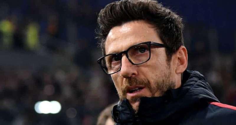 """Di Francesco: """"Andiamo a Napoli per vincere, non possiamo permetterci..."""""""