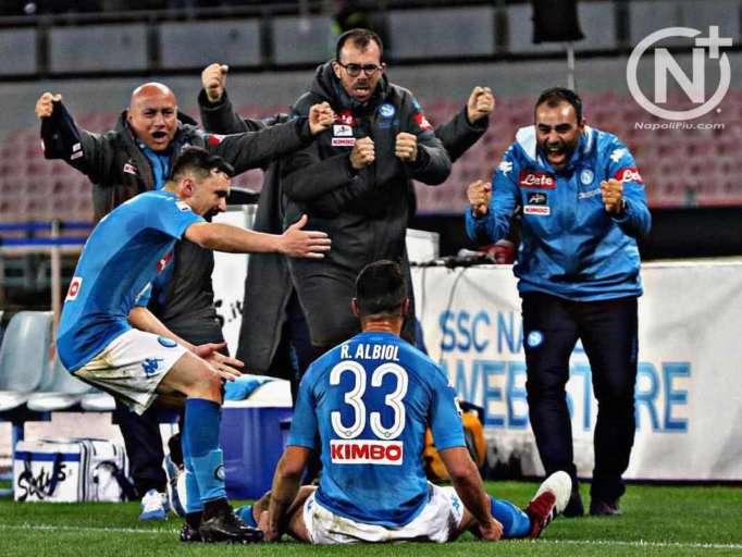 In pochi sanno che Albiol ha perso la milza. El Chori ama Napoli.
