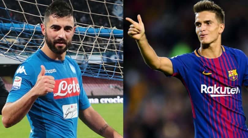 Napoli, dalla Spagna: Denis Suarez strizza l'occhio agli azzurri