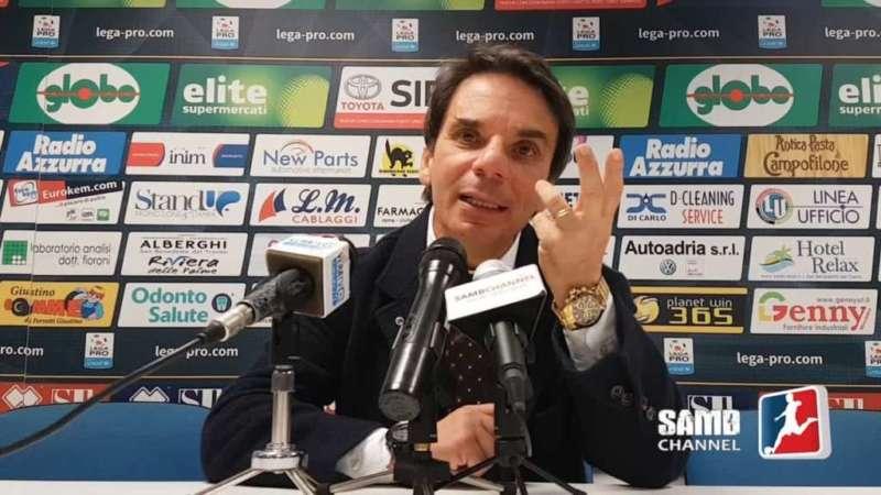 """Capuano contro Sarri: """"Tifo Allegri, se volete il circo andate da Togni"""" [VIDEO]"""