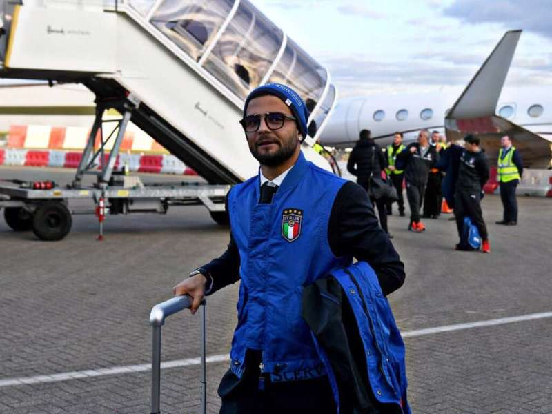 Insigne carico: «Torno a Napoli carico, ho un obbiettivo da centrare». La felicità dei napoletani.