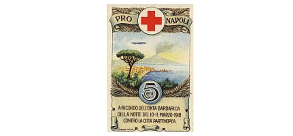 Cento anni fa lo Zeppelin bombardò Napoli