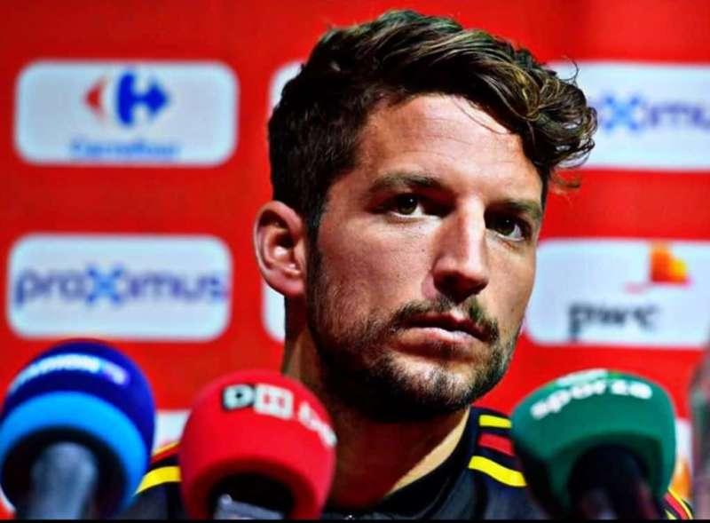 Belgio. Mertens la risposta a Lukaku fa il giro del web e fa divertire i tifosi del Napoli