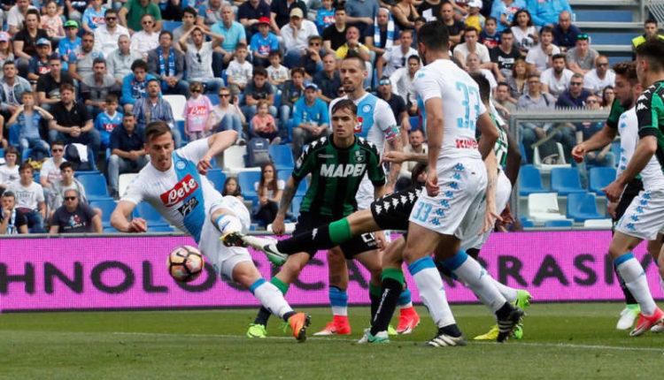 Sassuolo-Napoli posticipata alle 18. Bologna-Roma la causa