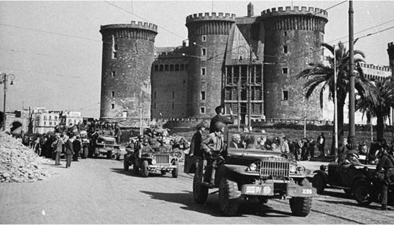 Il 25 aprile Liberazione, Napoli fu abbandonata al proprio destino
