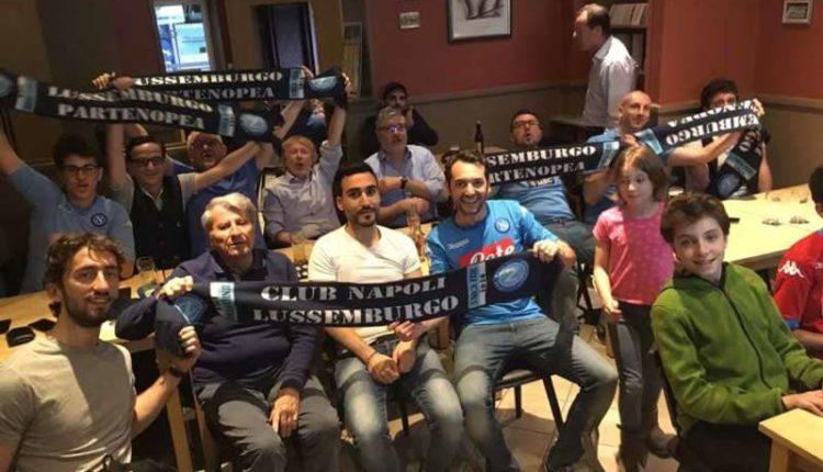 In Lussemburgo impazziti per la vittoria del Napoli sulla Juventus [video]