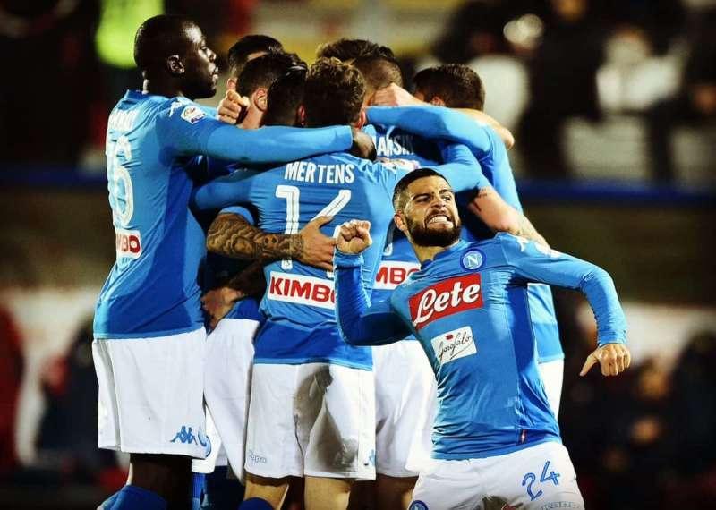 Napoli verso il record storico. Gli azzurri meglio della Juventus