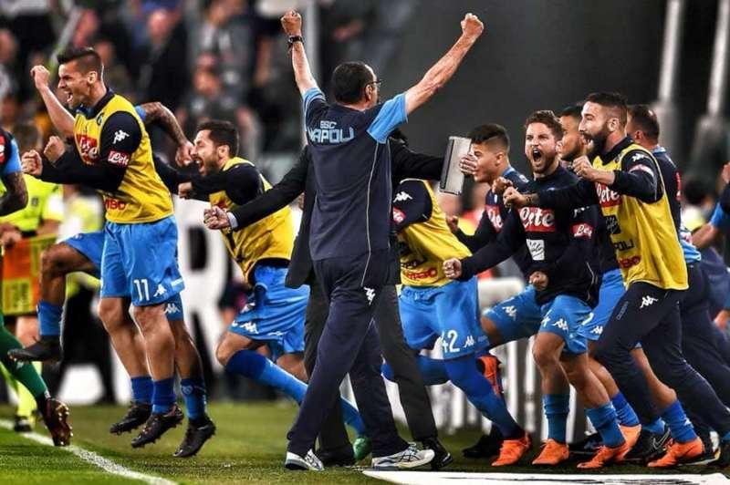 Napoli, mosse in Lega per allungare la contemporaneità con la Juve