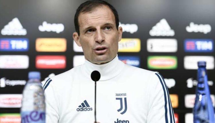 """Juve, Allegri: Siamo feriti, non morti. Dobbiamo tenere il Napoli a distanza"""""""
