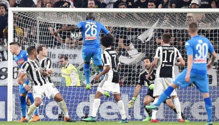 Juve-Napoli, Koulibaly poco sensibile, Rocchi non ci crede.