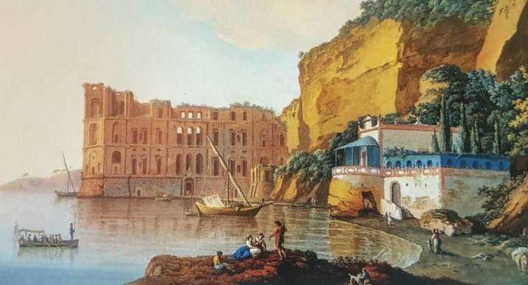 Palazzo Donn'Anna a Napoli. Una dimora tra miti e leggende