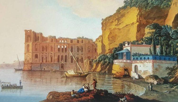 Napoli, miti e leggende di Palazzo Donn'Anna