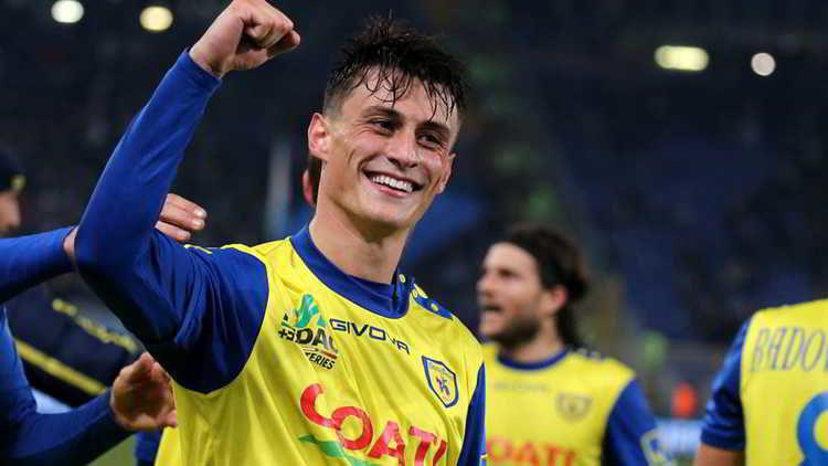Chievo, D'Anna ha parlato del campionato appena finito, soffermandosi sul Napoli e Roberto Inglese, in procinto di approdare nella squadra azzurra.