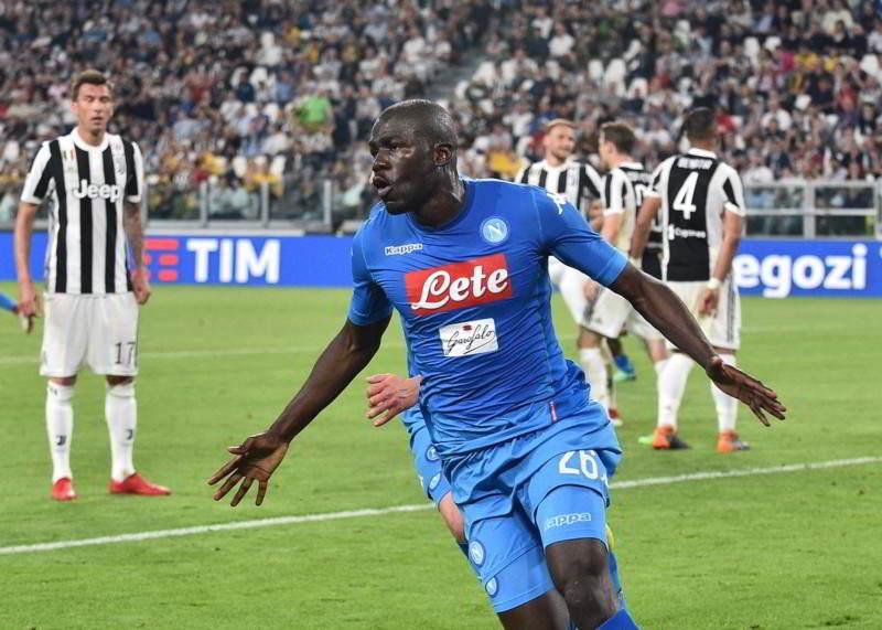 Calciomercato Napoli, Koulibaly: