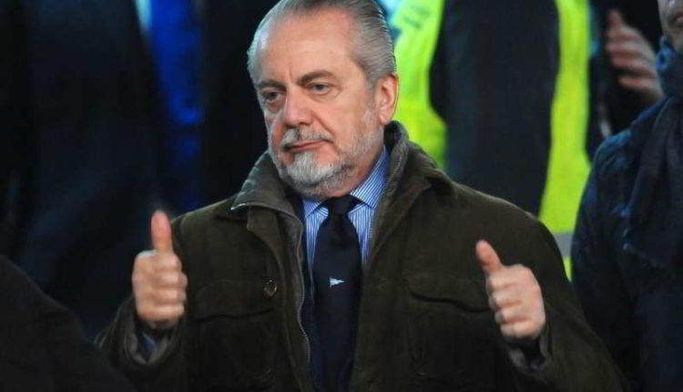 Napoli milionario il roboante annuncio di De Laurentiis, i tifosi sognano