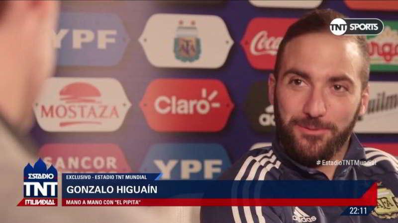 Higuain parla del suo passato e del suo presente sportivo, dall'arrivo a Napoli alla Juventus, ma anche della malattia della madre