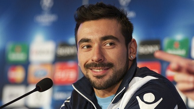 Ancelotti è l'allenatore giusto per il Napoli. Lo afferma il Lavezzi alla gazzetta. Il Pocho era inamovibile nel Psg di Carlo Ancelotti, che vinse la Ligue 1 nel 2013.