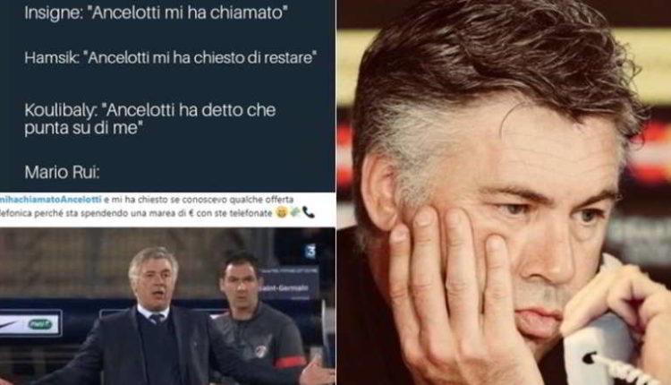 Napoli, i tifosi impazziscono con #mihachiamatoAncelotti l'hashtag spopola su Twitter. Ecco l'ultima tendenza Social sul nuovo tecnico azzurro: tutti cedono al fascino di Carlo Ancelotti.