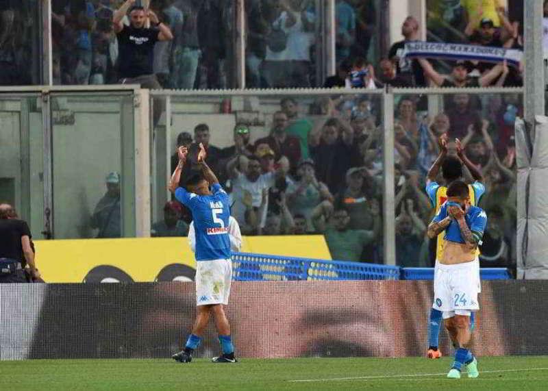 Il Napoli duro con la Juve: «noi abituati a vincere solo con le nostre forze»