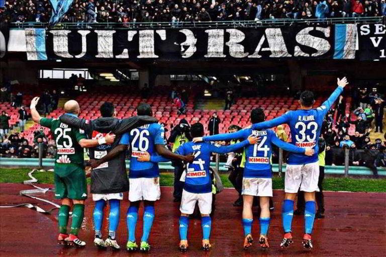 Da brividi. Napoli - A Football City, documentario sui tifosi azzurri. [Video]