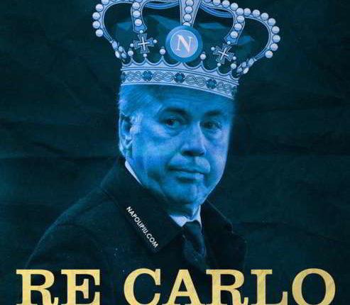 Dopo la pagina Facebook Sarrismo gioa e rivoluzione, creata in onore di Sarri per la presa del palazzo, nasce la pagina facebook dedicata ad Ancelotti: Ancelottismo pizza e zizzona.