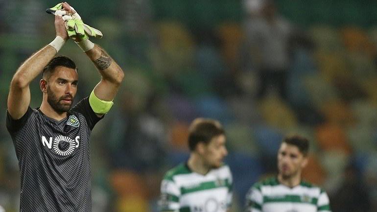 Il Napoli ha preso Rui Patricio per 18 milioni. La notizia arriva direttamente dal Portogallo. Al portiere dello Sporting Lisbona andranno cinque anni di contratto.