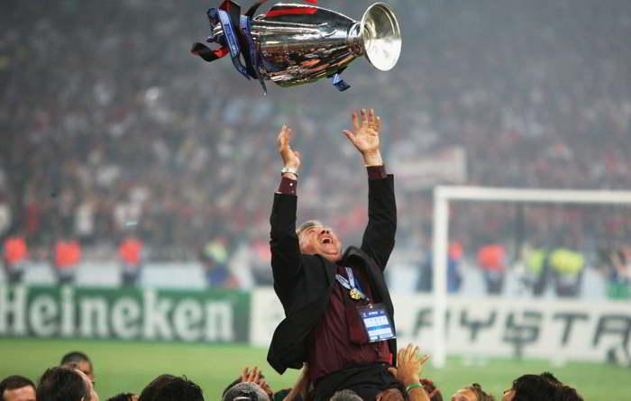 10 più' grandi giocatori allenati da Ancelotti