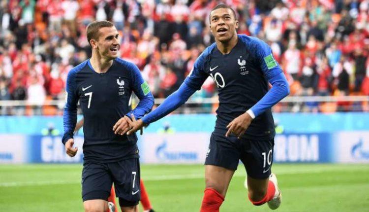 Mbappé trascina la Francia ai quarti