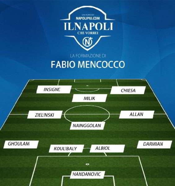 """Il Napoli che Vorrei. Mencocco: """"punto forte su un giocatore rivelazione"""""""