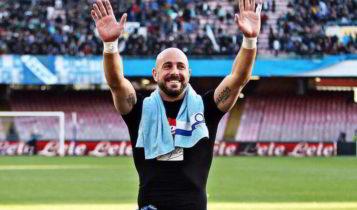 Pepe Reina ha parlato della sua esperienza a Napoli al quotidiano AS. La grande stagione con Sarri e il rapporto con De Laurentiis e la città.