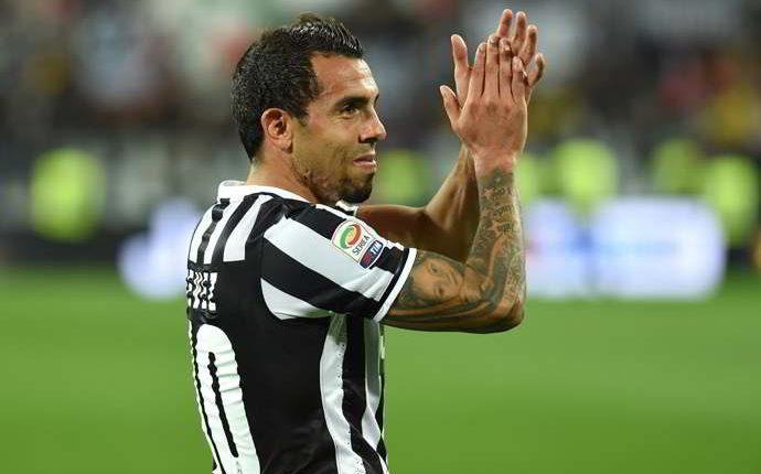 """Napoli, senti Tevez : """"non ho mai creduto allo scudetto del Napoli, la Juve è avanti anni luce"""""""
