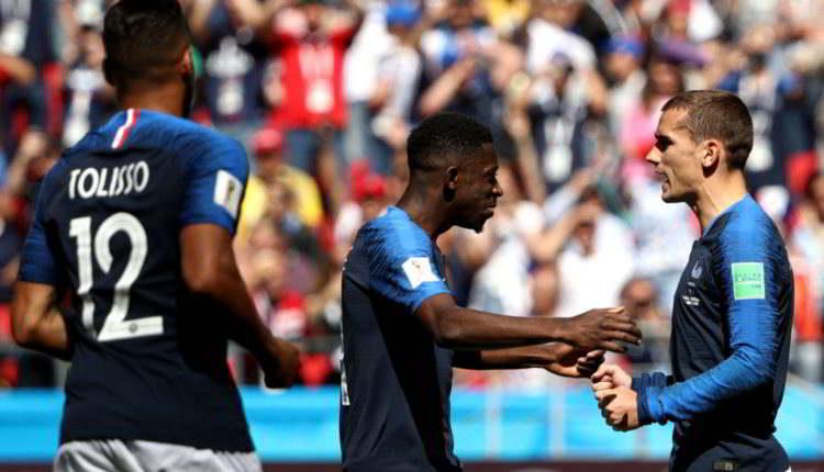 Francia vittoria all'esordio. Ma quanta fatica contro l'Australia