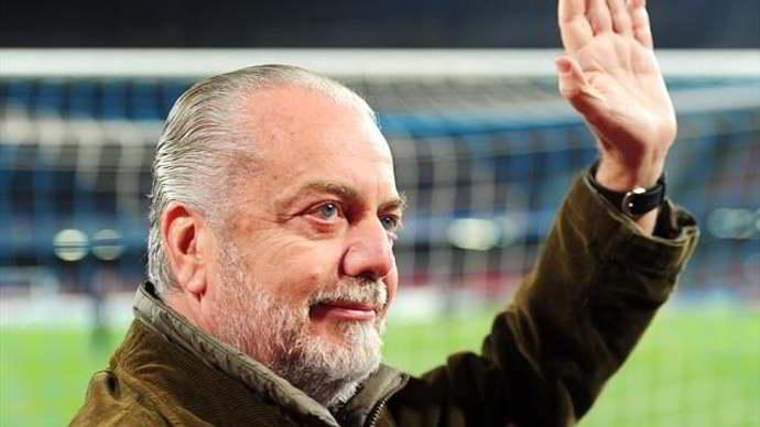 """Corriere dello Sport, De Laurentiis: """"Vi dico tutto. Ancelotti, Ruiz e Navas. Ecco il Napoli che farò.."""""""
