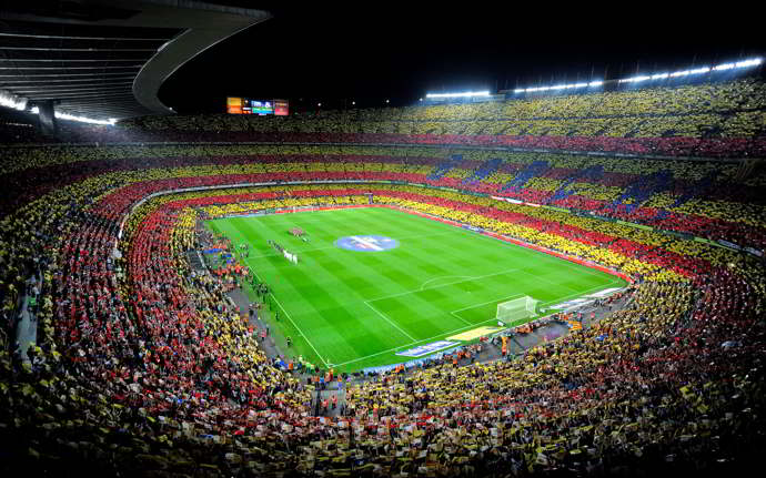 Barcellona, il Camp Nou cambia nome, si chiamerà Rakuten Arena
