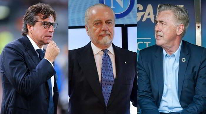 Tutti i nomi del calciomercato del Napoli: Portieri, difensori, centrocampisti e attaccanti: Giuntoli, De Laurentiis e Ancelotti lavorano per una squadra da sogno.