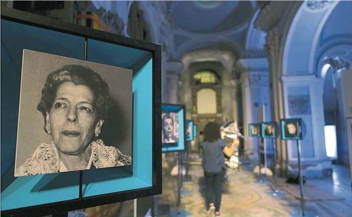 Parte la mostra su Tina Pica il cinema, il teatro la memoria