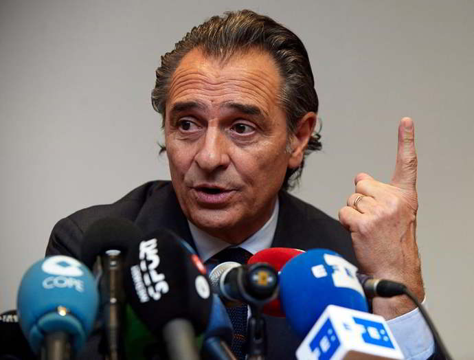 """Prandelli: """"Ecco perchè Ancelotti ha scelto Napoli. Chiesa resti a Firenze..."""""""