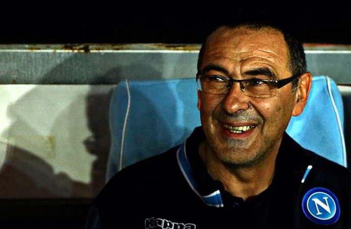 Pedullà: Chelsea-Sarri, tutto fatto. Il mister ha chiesto tre giocatori del Napoli