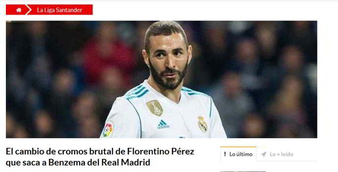 Dalla Spagna: Il Real tratta Lewandowski , Il Napoli su Benzema ma l'offerta...