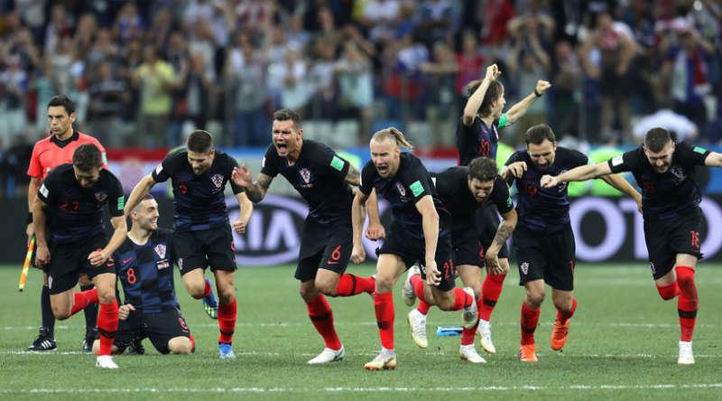 Croazia vola ai quarti. Di Rakitic il rigore decisivo