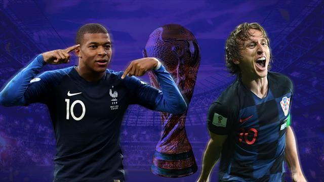 Francia-Croazia si giocano la finale. Rivincita per la nazionale croata