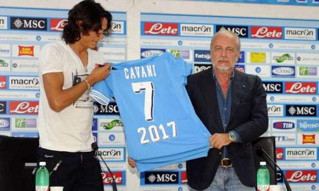 """Zazzaroni: """"Cavani Napoli? ecco tutta la verità. Non credevo a Ronaldo invece..."""""""