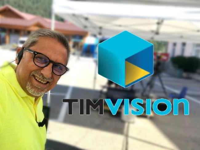 La telecronaca del tifoso di Carlo Alvino su Tim vision. Si parte domenica 29 luglio con l'incontro Napoli-Chievo.