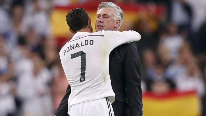 """Claudia Garcia: Ronaldo alla Juve? ecco la verità. Le chiacchiere con Ancelotti..."""""""