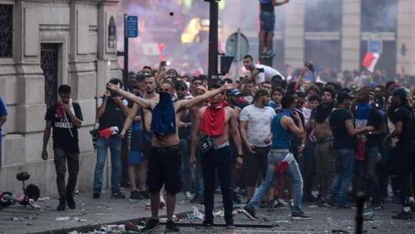 Francia campione del Mondo: un morto e un ferito durante i festeggiamenti