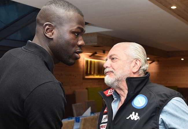 """Sentite Alvino: """"Il Napoli ha rifiutato 95 milioni per Koulibaly"""""""