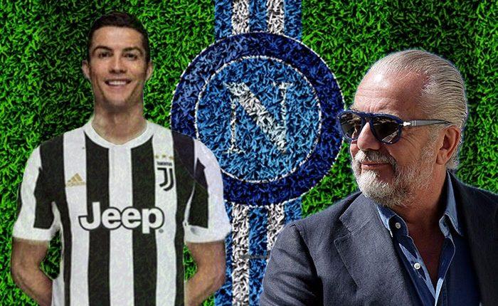 Il Napoli risponde alla Juve, Aurelio De Laurentiis sta preparando quattro colpi stellari per far felice Ancelotti: Di Maria, Cavani, Benzema e Arias.