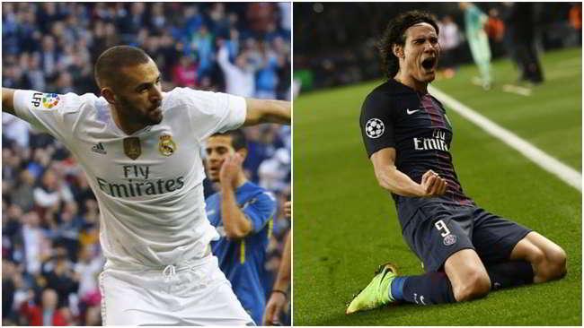 Napoli, Cavani o Benzema per rispondere alla Juve. ADL scatenato